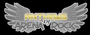 Anthems of Arena Rock Logo web
