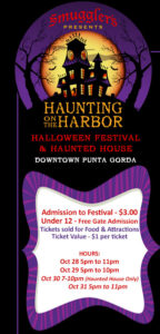 Haunting On the Harbor @ Haunting On the Harbor Festival | Punta Gorda | Florida | United States
